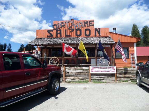 Dirty Shame Saloon
